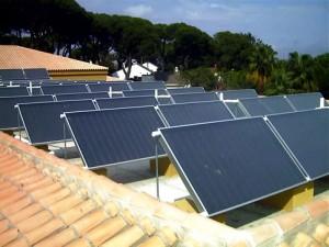 superficie panneau solaire