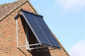 capteur solaire facade