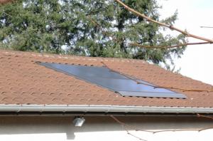 chauffe eau solaire integre