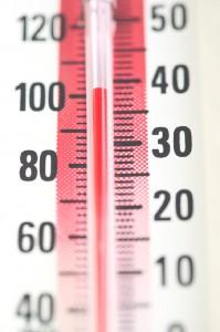 Temperature chauffe eau solaire