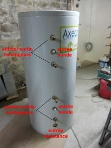 axeco chauffe eau 300 litres